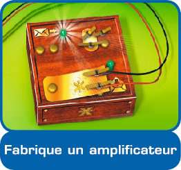 Maxi-Electro Fabric Jeux scientifiques;Technologie - Image 3 - Ravensburger