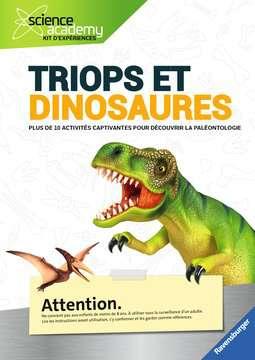 Triops et Dinosaures Jeux scientifiques;Préhistoire-Dinosaures - Image 13 - Ravensburger