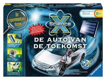 ScienceX® - De auto van de toekomst Hobby;ScienceX® - image 1 - Ravensburger