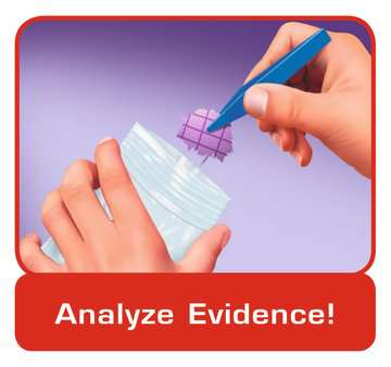 Science X®: CSI Crime Scene Investigation Science Kits;ScienceX® - image 2 - Ravensburger