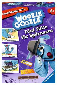 Woozle Goozle - Fünf Fälle für Spürnasen Experimentieren;Woozle Goozle - Bild 1 - Ravensburger
