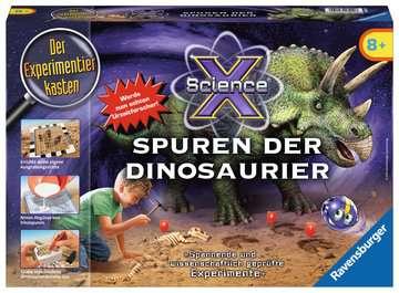 ScienceX Spuren der Dinosaurier Experimentieren;ScienceX® - Bild 1 - Ravensburger