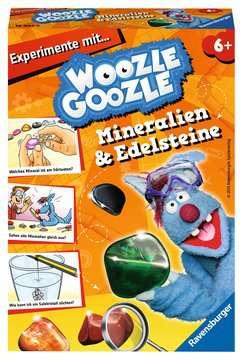 Woozle Goozle - Mineralien und Edelsteine Experimentieren;Woozle Goozle - Bild 1 - Ravensburger