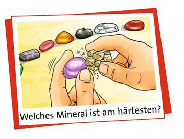 Woozle Goozle - Mineralien und Edelsteine Experimentieren;Woozle Goozle - Bild 2 - Ravensburger