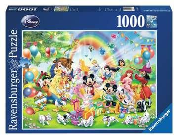 Mickey is jarig Puzzels;Puzzels voor volwassenen - image 1 - Ravensburger