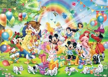 Mickey is jarig Puzzels;Puzzels voor volwassenen - image 2 - Ravensburger
