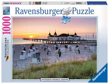 Ostseebad Ahlbeck, Usedom Puzzle;Erwachsenenpuzzle - Bild 1 - Ravensburger
