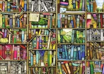 Magisches Bücherregal Puzzle;Erwachsenenpuzzle - Bild 2 - Ravensburger