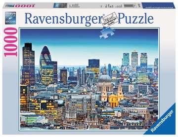 NAD DACHAMI LONDYNU 1000ELE Puzzle;Puzzle dla dorosłych - Zdjęcie 1 - Ravensburger