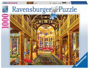 World of Words Jigsaw Puzzles;Adult Puzzles - image 1 - Ravensburger