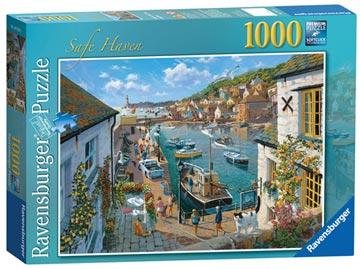 Safe Haven, 1000pc Puzzles;Adult Puzzles - image 1 - Ravensburger