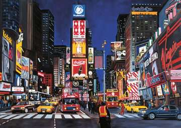 Times Square, NYC Jigsaw Puzzles;Adult Puzzles - image 2 - Ravensburger