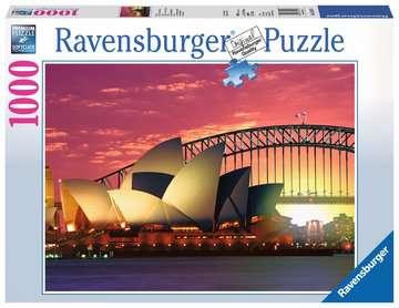OPERA SYDNEY - 1000 EL. Puzzle;Puzzle dla dorosłych - Zdjęcie 1 - Ravensburger