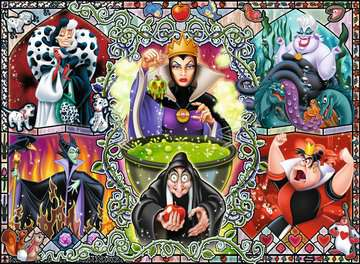 Disney Wicked Women, 1000pc Puzzles;Adult Puzzles - image 2 - Ravensburger