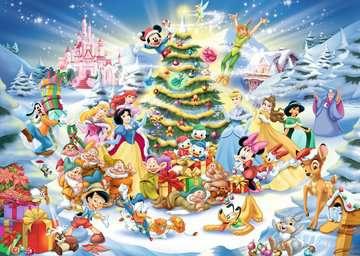 19287 Erwachsenenpuzzle Disneys Weihnachten von Ravensburger 2