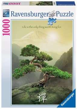 19389 Erwachsenenpuzzle Zen Baum von Ravensburger 1
