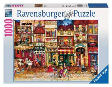 Streets of France Jigsaw Puzzles;Adult Puzzles - image 1 - Ravensburger