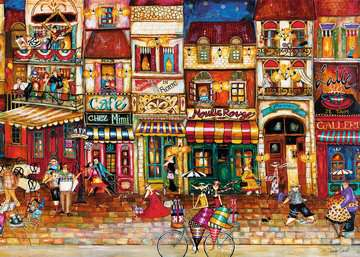 Streets of France Jigsaw Puzzles;Adult Puzzles - image 2 - Ravensburger