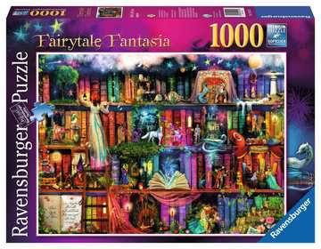 Fairytale Fantasia, 1000pc Puzzles;Adult Puzzles - image 1 - Ravensburger