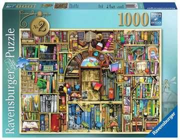 19418 Erwachsenenpuzzle Magisches Bücherregal Nr.2 von Ravensburger 1
