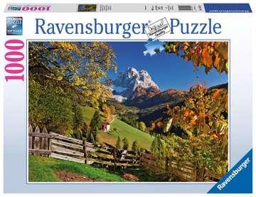 Monte Pelmo, Venetien, Italien Puzzle;Erwachsenenpuzzle - Bild 1 - Ravensburger