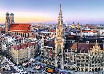 19426 Erwachsenenpuzzle München von Ravensburger 2