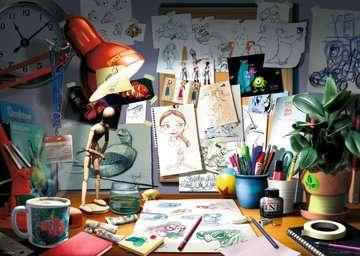 The Artist s Desk Jigsaw Puzzles;Adult Puzzles - image 2 - Ravensburger