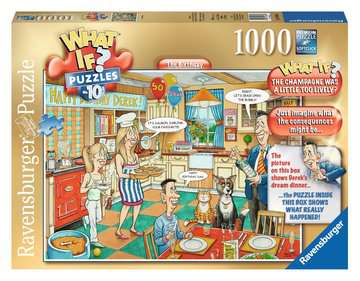 WHAT IF? No.10 The Birthday, 1000pc Puzzles;Adult Puzzles - image 1 - Ravensburger