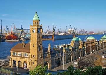 19457 Erwachsenenpuzzle Hamburg von Ravensburger 2