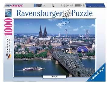 KOLONIA 1000EL Puzzle;Puzzle dla dorosłych - Zdjęcie 1 - Ravensburger