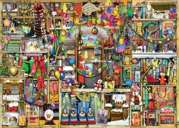 Colin Thompson: the christmas cupboard Puzzels;Puzzels voor volwassenen - image 4 - Ravensburger