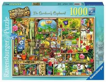 Colin Thompson, The Gardener s Cupboard, 1000pc Puslespil;Puslespil for voksne - Billede 1 - Ravensburger