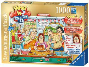 What If? The Cake Off, 1000pc Puzzles;Adult Puzzles - image 4 - Ravensburger