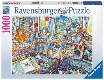 Toys, Toys, Toys Jigsaw Puzzles;Adult Puzzles - image 1 - Ravensburger