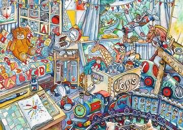 Toys, Toys, Toys Jigsaw Puzzles;Adult Puzzles - image 2 - Ravensburger