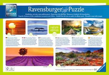 Wasserfall vor Kirkjufell, Island Puzzle;Erwachsenenpuzzle - Bild 2 - Ravensburger