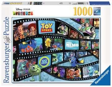 KADRY Z FILMÓW PIXAR 1000EL. Puzzle;Puzzle dla dorosłych - Zdjęcie 1 - Ravensburger
