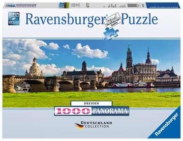 DRESDEN PANORAMA  1000EL Puzzle;Puzzle dla dorosłych - Zdjęcie 1 - Ravensburger