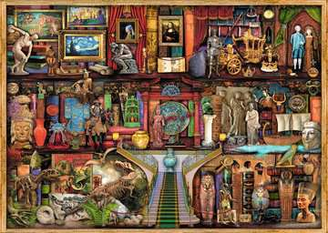 Museum of Wonder, 1000pc Puzzles;Adult Puzzles - image 2 - Ravensburger