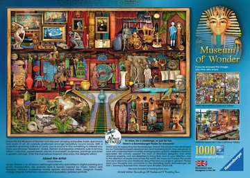 Museum of Wonder, 1000pc Puzzles;Adult Puzzles - image 3 - Ravensburger