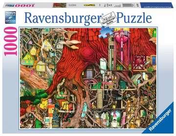 19644 Erwachsenenpuzzle Verborgene Welt von Ravensburger 1