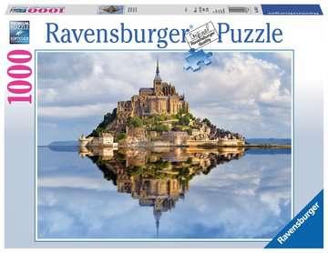 Le Mont-Saint-Michel, 1000pc Puzzles;Adult Puzzles - image 1 - Ravensburger