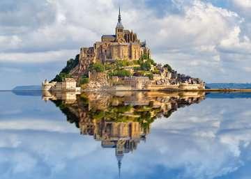 Le Mont-Saint-Michel, 1000pc Puzzles;Adult Puzzles - image 2 - Ravensburger