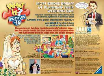 What If? The Wedding, 1000pc Puzzles;Adult Puzzles - image 2 - Ravensburger