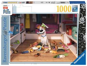 The Secret Life of Pets Jigsaw Puzzles;Adult Puzzles - image 1 - Ravensburger