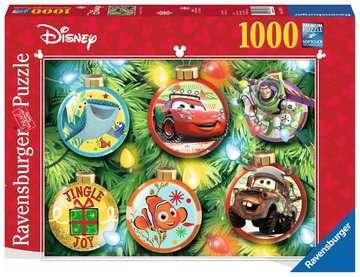 Disney * Pixar Christmas Jigsaw Puzzles;Adult Puzzles - image 1 - Ravensburger