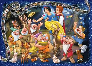 Snow White Collector s Edition, 1000pc Puzzles;Adult Puzzles - image 2 - Ravensburger