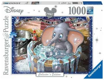 Puzzle 1000 p - Dumbo (Collection Disney) Puzzle;Puzzle adulte - Image 1 - Ravensburger