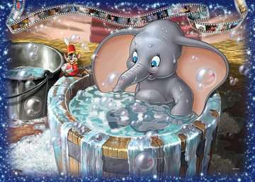 Puzzle 1000 p - Dumbo (Collection Disney) Puzzle;Puzzle adulte - Image 2 - Ravensburger