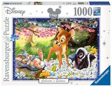 Disney Collector s Edition - Bambi, 1000pc Puslespil;Puslespil for voksne - Billede 1 - Ravensburger